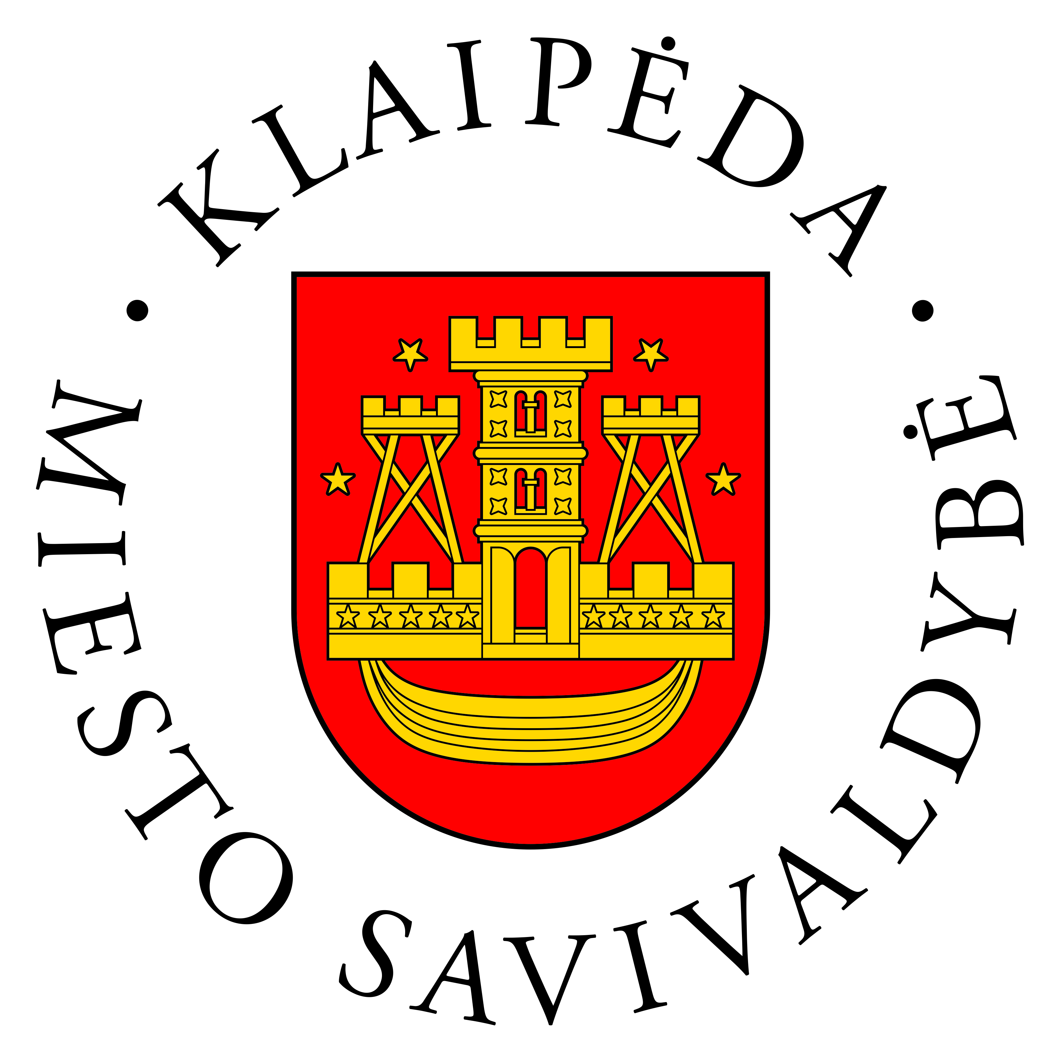 Klaipėdos miesto savivaldybės logotipas