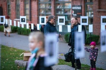 """© Paulius Sadauskas. Parodos """"Dangė Dubline, o Džoisas Dangėje"""" fotografijos. Klaipėda, 2021"""